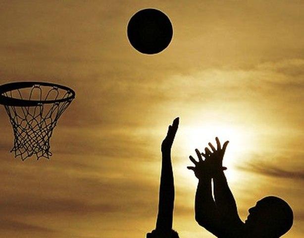 Basket all'aperto