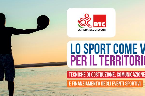 BTC 2014 workshop sport turismo