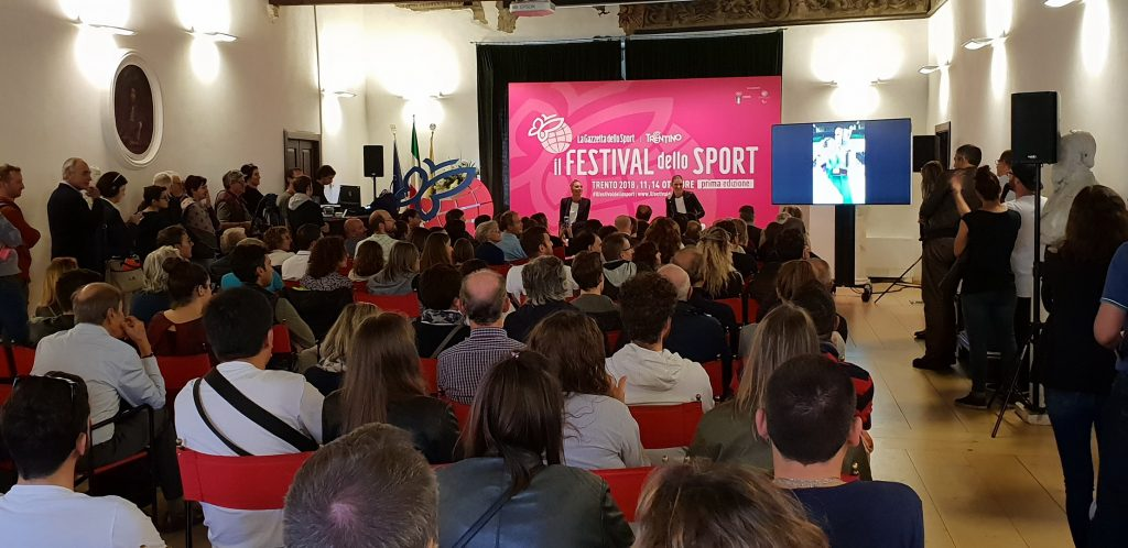 Festival dello sport 2018 trento