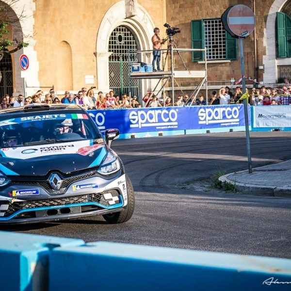 Rally roma ostia 2019