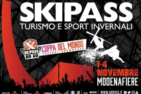 SkiPass Modena 2018