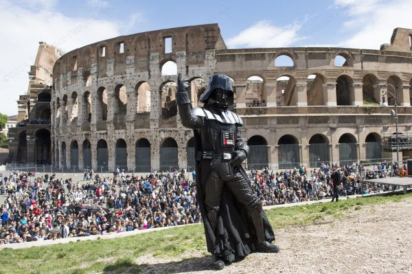 Star Wars Day Roma 2014