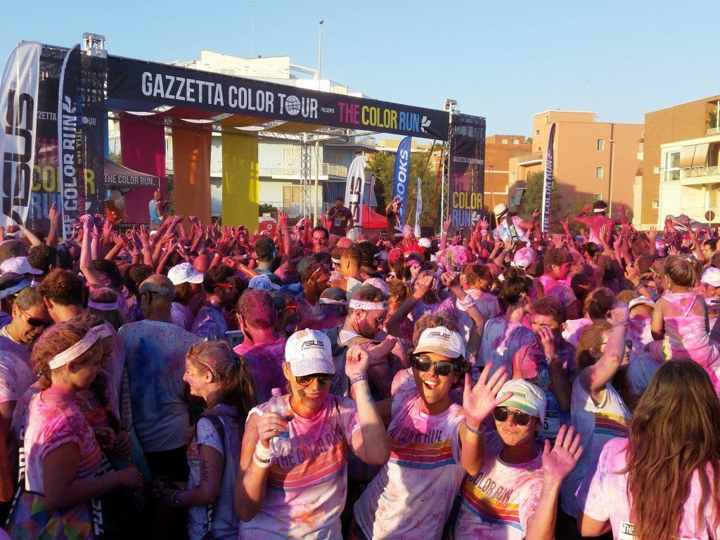 The Colo Run 2014 Ostia