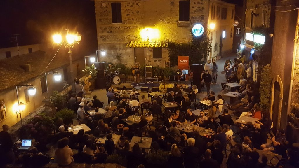 Tuscia Blues Festival 2018 ClubMezzanotte