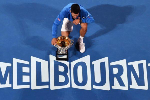australian open 2016 djokovic