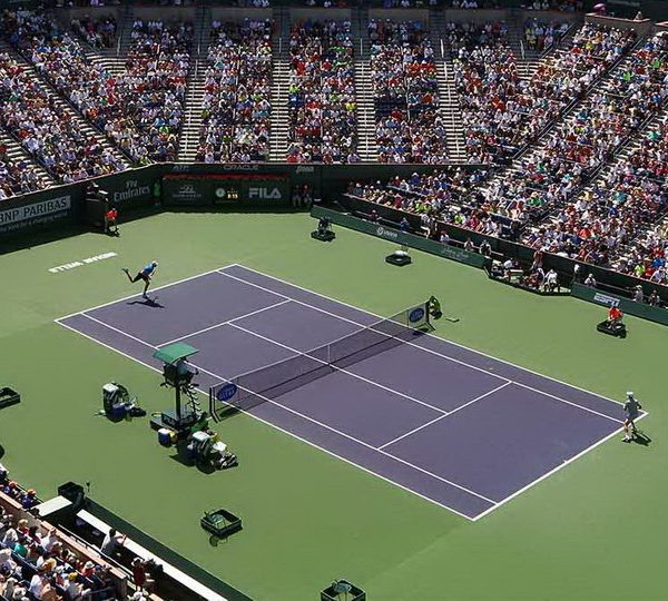 indian wells centrale
